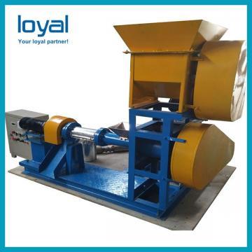 Fully automatic bulk fish food pellets making machine