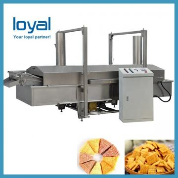 Industrial Potato Banana Chips French Fries Factory Snack Food Machine