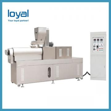 Good Taste and Industrial Extruded Fried Snack Bugles Chips Making Machine for Factory with Low Price