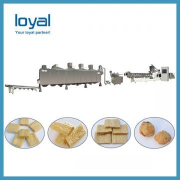 Textured Fiber Vegetarian Soy Protein Process Line Extruder Machine