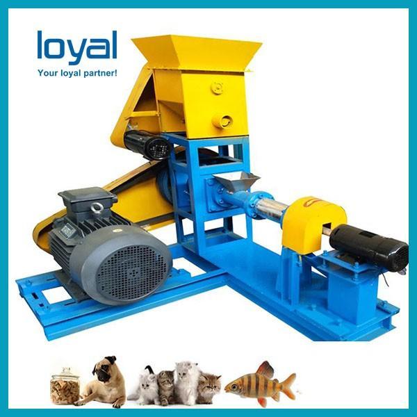 Fish Food Bulking Machine Pellet Mill For Fodder Graininess Extruder #1 image