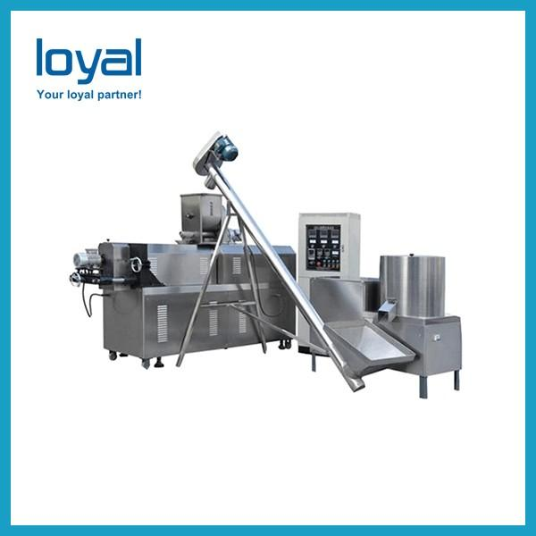 Easy Operate Instant Noodle Making Machine/Noodles Machine For Sale/Fried Instant Production Line #1 image