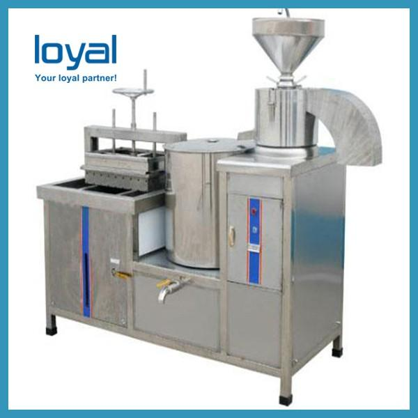 Automatic soya milk tofu bean curd panner making machine #1 image