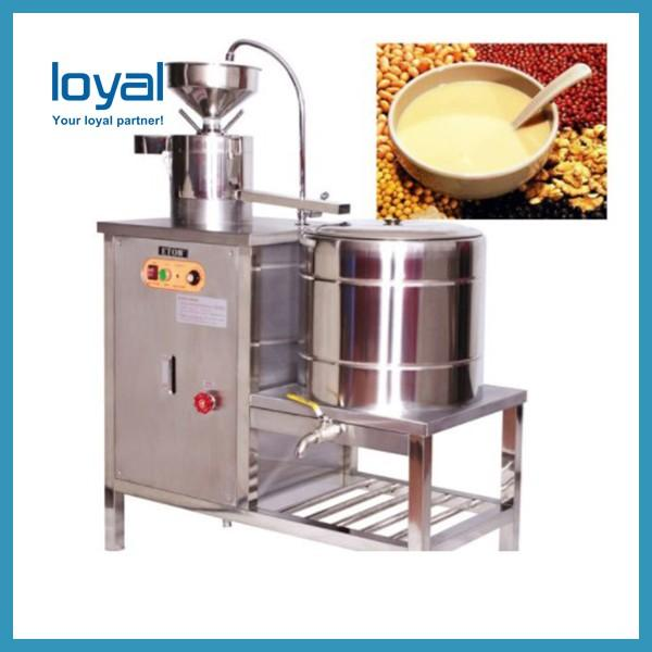 Automatic soya milk tofu bean curd panner making machine #2 image