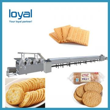 Multi-shapes cookie making machine biscuit forming machine cracker baking machine