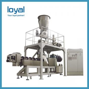 Automatic isolate textured vegetable soy protein machine
