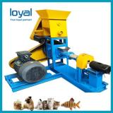 Fish Food Bulking Machine Pellet Mill For Fodder Graininess Extruder