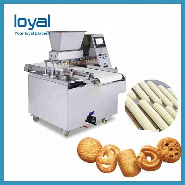 High Speed Automatic Factory Commercial Cookies Forming Machine Biscuit Dropping Machine #3 image