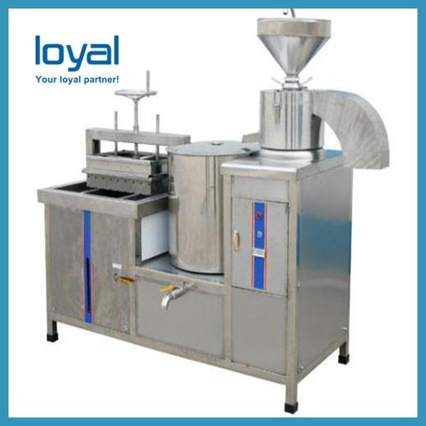 Automatic soya milk tofu bean curd panner making machine #1 image