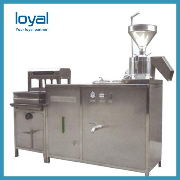 Automatic Soya/soybean Milk/tofu/curd Processing/griding Making Machine/maker #2 image
