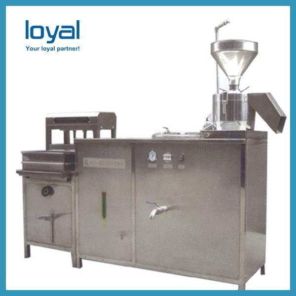 Professional Bean Curd Machine Tofu Soya Milk Making Machine #1 image
