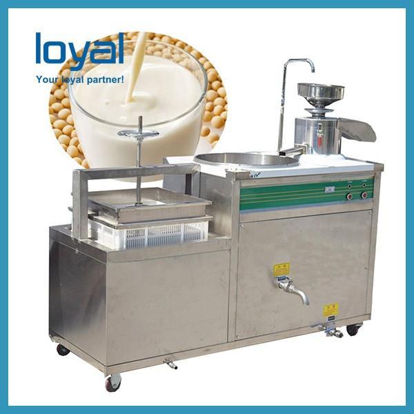 Electric Tofu Forming Machine/Soya Bean Curd Machine/Soya Milk Tofu Making Machine #3 image