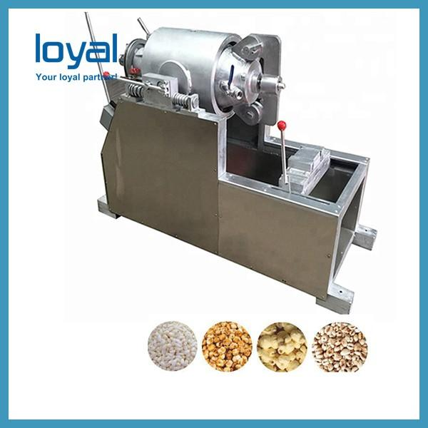 Energy-Saving Puffed Snacks/Flour Fried Salad Sticks/Bugles Chips Food Processing Line #3 image
