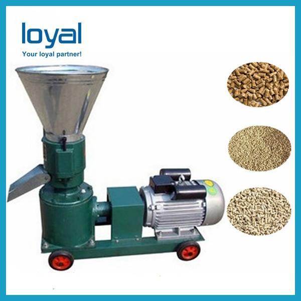 Full Automatic Dry Pet Dog Cat Food Production Line #1 image