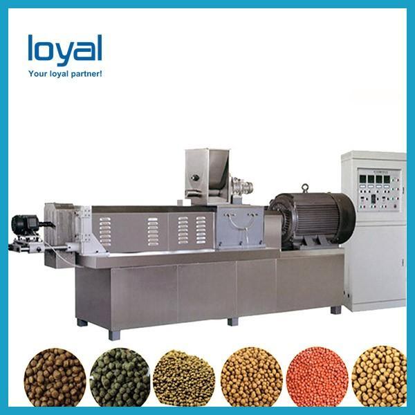 Fish Dog Cat  Food Making Machine/Pet Food Processing Line/Animal feed production line #1 image