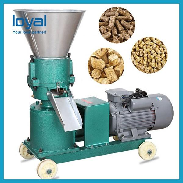 Automatic Large Twin Screw Extruder Pet Food Processing Animal Feed Pellets Machine Production Line #2 image